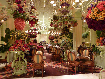 The Garden Room at the Buffet