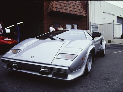 Lamborghini Countach at Sun International