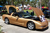 Very rare Aztec Gold 1997 Corvette. There were only 15 Corvettes made in this color. This car is number 1 of 15.
