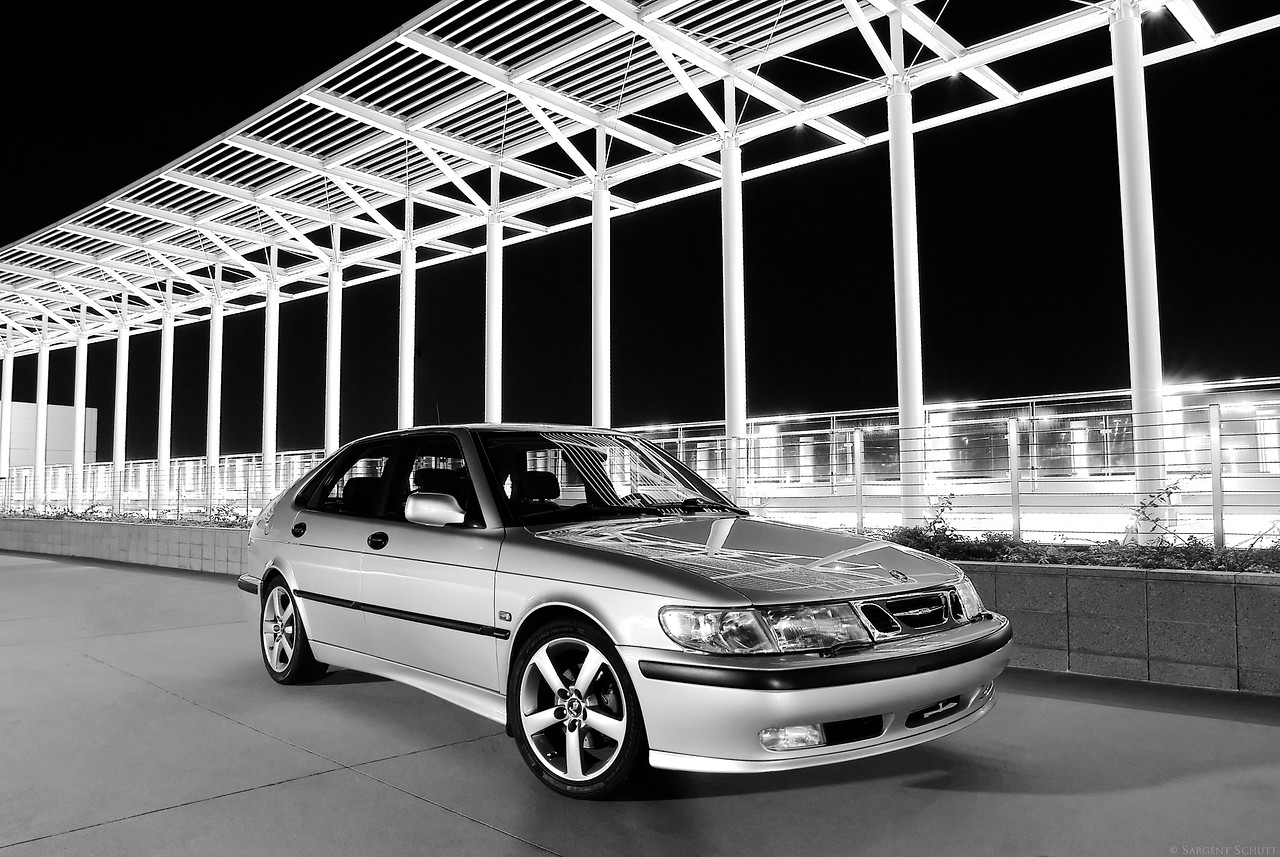 2001 Saab 9-3 SE