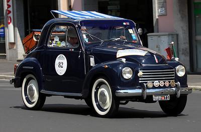 FIAT Topolino built 1948