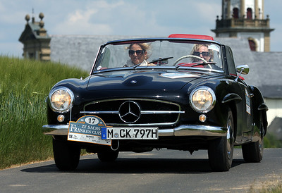 Mercedes 190SL built 1959