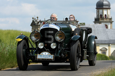 Bentley 4,5l built 1928