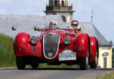 Alfa Romeo Corsa Spider built 1939