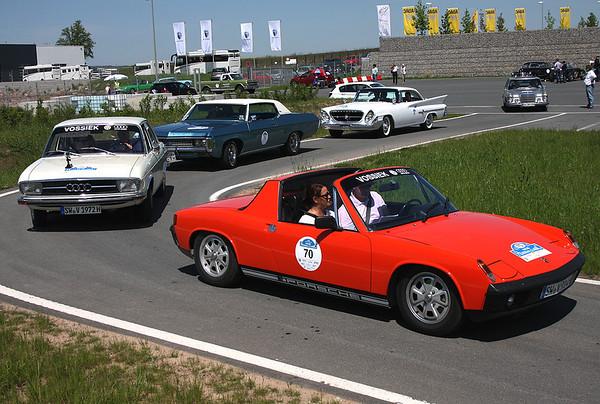 Sachs-Franken Classic 2013, Germany