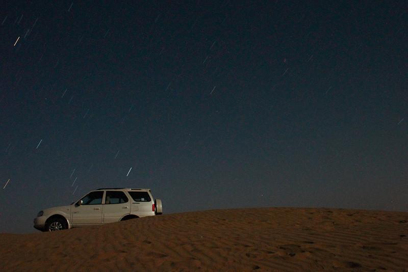 The Dunes of Jaisalmer