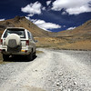 A shortcut on the Manali Leh highway