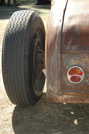 San Francisco Old Car Picnic 2008