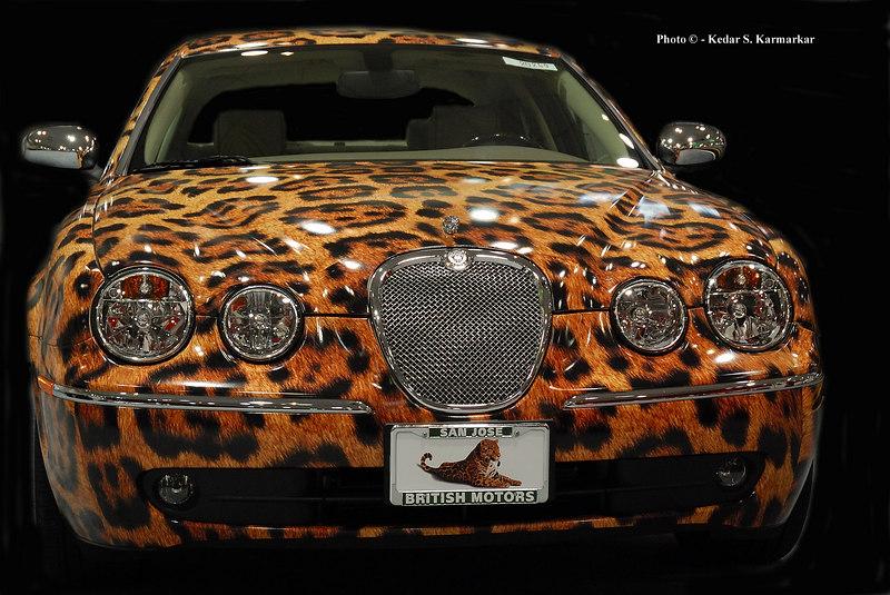 Jaguar S-Class