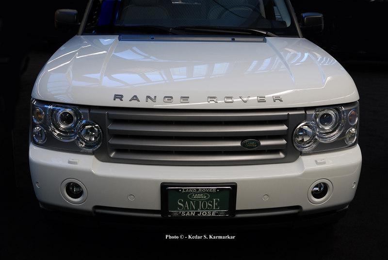 Range Rover SUV