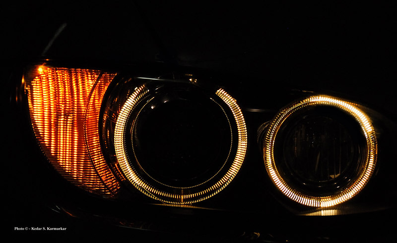 Signature BMW Headlamps