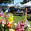 Farmers Market...adjacent, was also HOPPING !