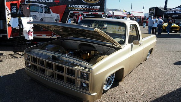 Saturday at the Goodguys Southwest Nationals