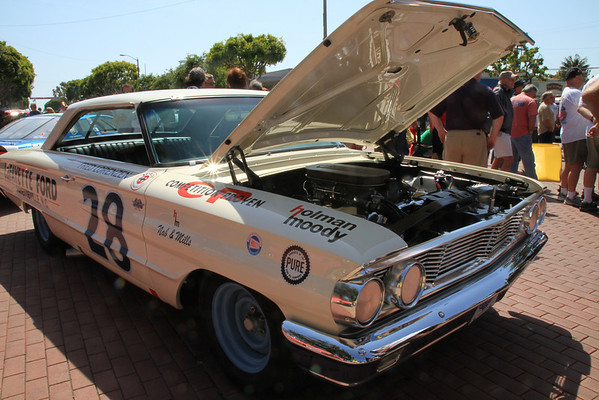 Seal Beach Car Show 2010