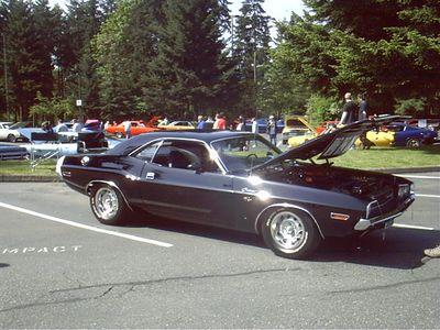Seattle Mopar Show 2005