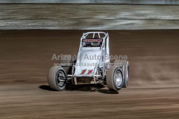 September 2018 USAC  Non Wing Sprint Cars and More from Arizona Speedway