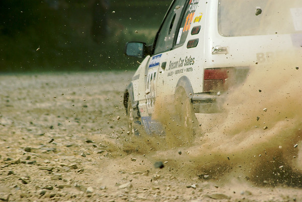 Severn Valley Rally 2010