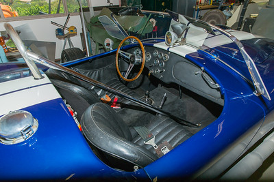 Shelby 289 Cobra from ZC in 1964
