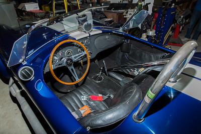 Original 289 Cobra by AC & Shelby for sale.