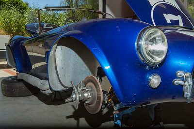 1964 AC Shelby 289 Cobra now for sale after 40 years in private collection.