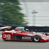 """After the SCCA scrapped the Single-Seat Can-Am in 1986, there was one last attempt to bring life back to the Can-Am concept. In 1989, Carrol Shelby joined with the SCCA to design and develop a 'Shelby Can-Am' to be used in SCCA amateur and professional racing. This would be a 'spec formula' in that the cars would only race against each other and was intended to build on the success of the Sports Renault (now Spec Racer Ford) that had been running very successfully in SCCA racing since 1984.<br /> <br /> The Shelby Can-Am used a 3.3-litre Dodge V6 engine and a single-seater chassis with sports car bodywork - although the front wheels were not covered. Two prototypes were built in 1989 and a series of cars were put into production by Racefab Inc in Texas for 1990. The cars were very strong; designed to be safe but also robust enough to survive many seasons of racing. The SCCA did not recognise Shelby Can-Am as a class in 1990 because there were too few cars but it was given a demonstration event at the 1990 Run-Offs and became a SCCA class for 1991. A 'Pro' series also started in 1991 and was tied that first season by ex-Formula Atlantic driver Scott Harrington and Campbell Soup heir Bennett Dorrance. The other champions over the next five years were Kyle Konzer, Gene Harrington, Mike Davies (twice) and Jerry Gilles. David Tenney won the amateur crown at the Run-Offs in 1991 and 1992, then Davies won for the next three years before Jeffrey Tyler won in 1996. Shelby Can-Am was then dropped by the SCCA.<br /> <br /> However, this category refused to die. A total of 76 cars had been built and now had nowhere to run so 28 of them were bought up and shipped to South Africa to create a new spec series there. These raced from 2000 onwards as Vodacom Sports Prototypes although the ageing Dodge engines were replaced by 3.5-litre Nissan VQ35 V6 engines for the 2002 season. For the 2005 season, the series returned to the Shelby Can-Am name and Vodacom dropped their support at the end of that year. For 2008, the cars were rebodied along the lines of modern Le Mans cars.<br /> <br /> Darryn Lobb won the 2009 championship and these cars were still running strong for a 2010 championship. For more information visit  <a href=""http://www.shelbycanam.co.za"">http://www.shelbycanam.co.za</a>. Meanwhile, the remaining US-based cars are still raced as part of USERA (the United States Endurance Racing Association) and in historic racing and are due to appear at the 25th Anniversary Spec Racer Event at Road Atlanta in April 2010. See  <a href=""http://www.shelbycanam.com"">http://www.shelbycanam.com</a> for more on these cars.<br /> <br /> 2010 will be these cars' 21st season of racing.""<br /> <br /> Description from :: <a href=""http://www.oldracingcars.com/canam/shelby/"">http://www.oldracingcars.com/canam/shelby/</a><br /> Photo from :: <a href=""http://www.conceptcarz.com/vehicle/z15855/Shelby-CanAm.aspx"">http://www.conceptcarz.com/vehicle/z15855/Shelby-CanAm.aspx</a>"