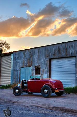Austin Grabowski's 32 Ford Roadster