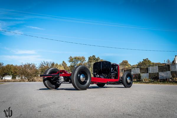 Brandon's 32 Roadster