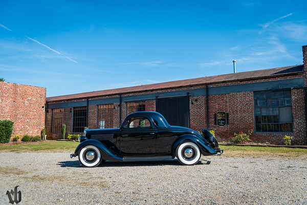 David Sledge - 1935 Ford 3W Coupe