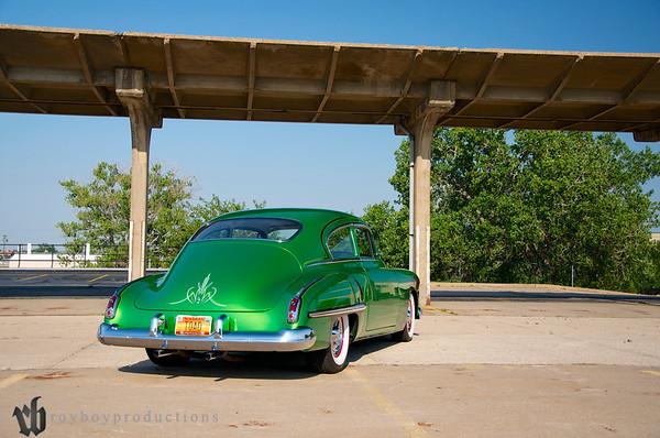 1949 Oldsmobile Kustom