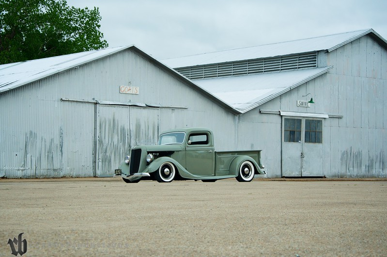 Jerry Curry 1936 Ford Pickup 001