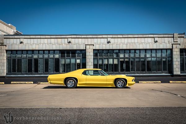 Larry Wolfe's Dave Stuckey Built 1965 Pontiac