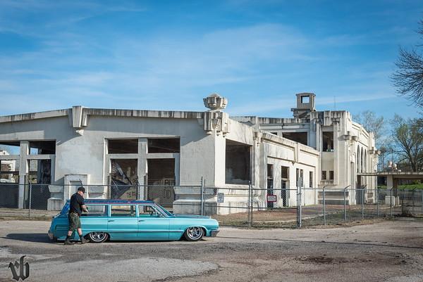 Ryno Built 1964 Chevy Biscayne Wagon