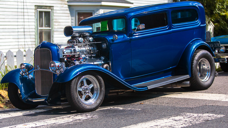 15th Annual Clifton, VA., Labor Day Car Show