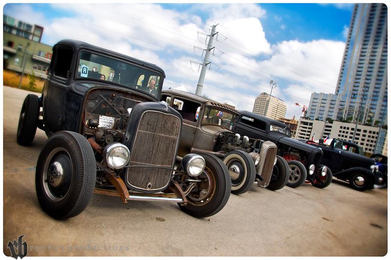 Hot Rod Revolution Austin TX