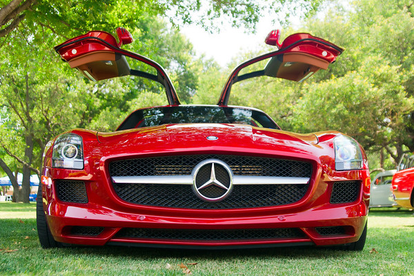 Mercedes SLS AMG<br /> 20110605-DSC02793