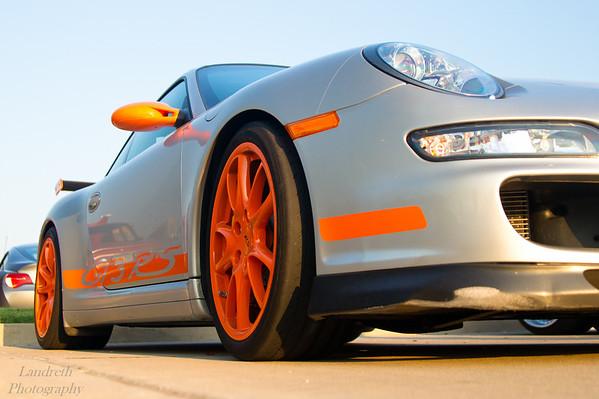 Dallas Cars & Coffee. Sept. 3, 2011