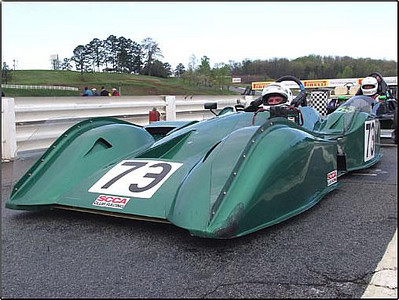 Jim Bonsey at Road Atlanta, March 30, 2003.