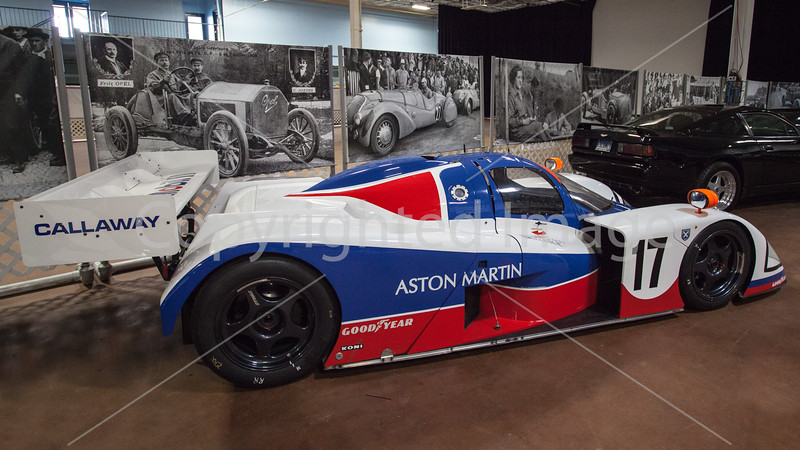 1989 Aston Martin AMRI 4