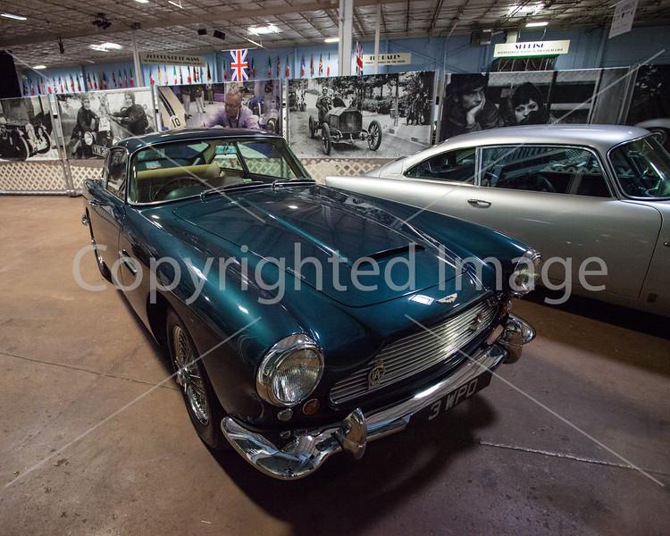 1961 Aston Martin DB4 Series 4