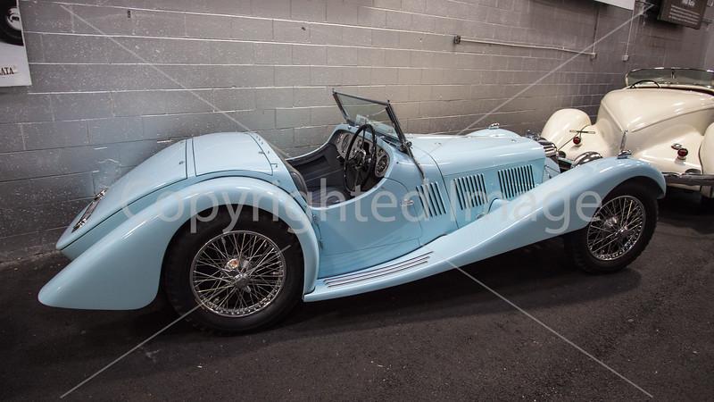 1949 Alfa Romeo Brixia