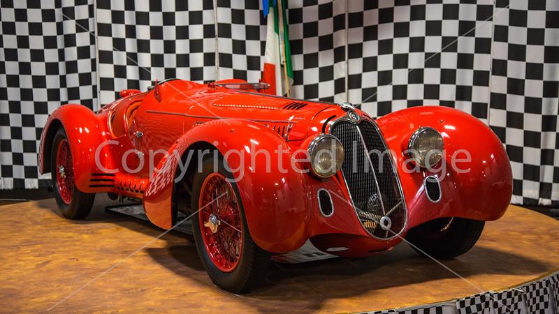 1938 Alfa Romeo 2900b MM