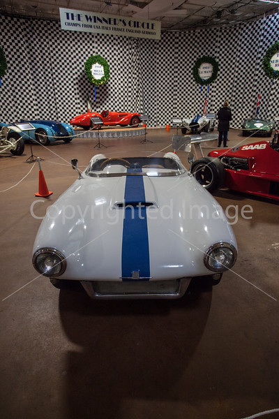 1956 SAAB 94 Sonett Super Sport