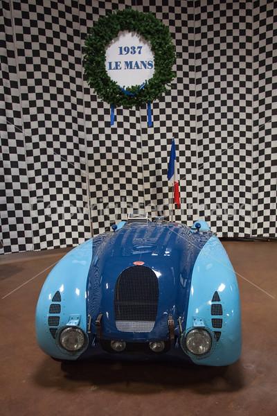 "1937 Bugatti 57G ""Tank"""