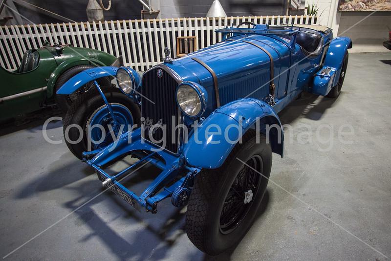 1933 Alfa Romeo 8C2300 Le Mans