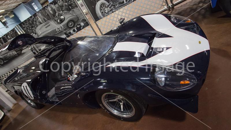 1967 Lola T70 Mk3/Aston Martin