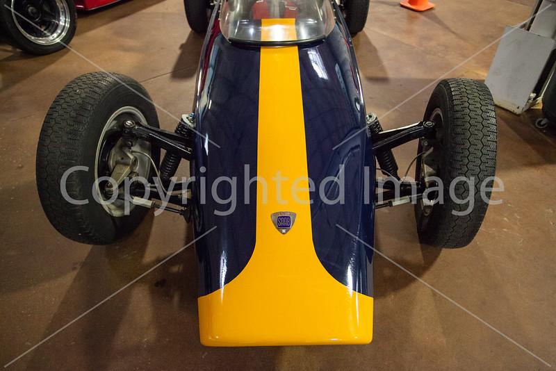 "1964 Saab Quantum Formula ""S"""