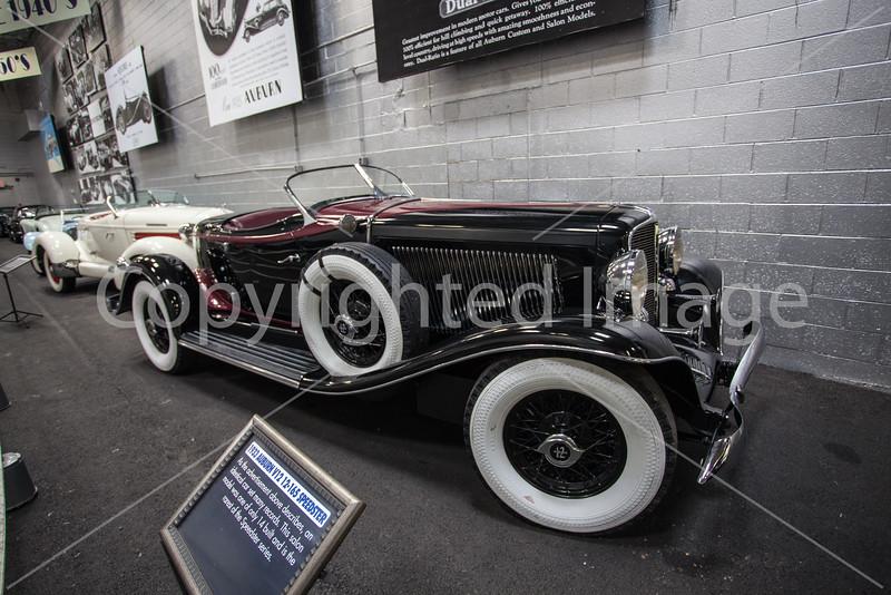 1933 Auburn V12 12165 Speedster