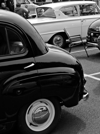 1955 Austin A30 four door