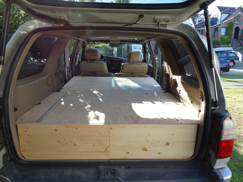 4Runner Camping Mods - Page 3 - Toyota 4Runner Forum