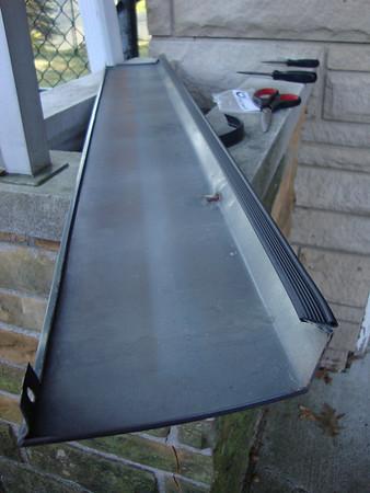 Sliding Door Cover Rail Bead